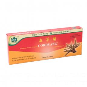 Cordyang, 2000mg, 10 fiole, 10ml, Yong Kang
