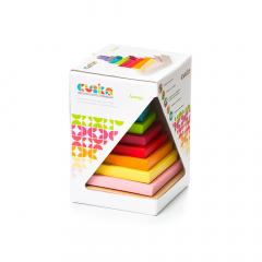 Jucarie din lemn, Cubika, Piramida Culorilor