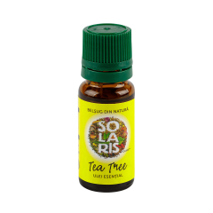 Ulei esential Tea Tree, 10ml, Solaris