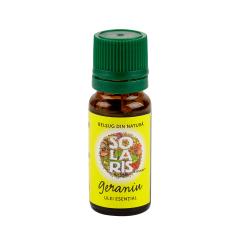 Ulei esential geraniu, 10ml, SOLARIS