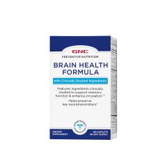 Brain health formula, 60comprimate, GNC