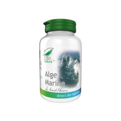 Alge Marine, 60 capsule, Pro Natura