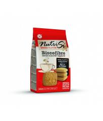 Biscuiti bogati in fibre fara zahar, 250g, Nutrisi