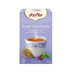 Ceai armonie interioara, 17 plicuri, BIO, Yogi Tea