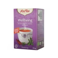 Ceai Mereu tanar, 17 plicuri, BIO, Yogi Tea