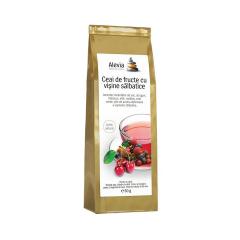 Ceai de fructe cu visine salbatice, 50g, Alevia
