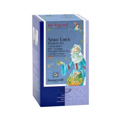 Ceai Hild. 4 elemente, Spirit liber, Aer, Eco, 18 plicuri, Sonnentor