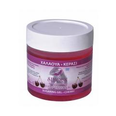 Ceara naturala de zahar pentru epilare -cirese gel, 600 g,  Simoun