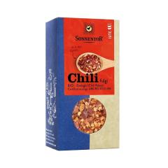 Condiment Chili fulgi ECO, 45g, SONNENTOR
