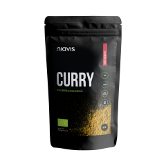 Curry pulbere ecologica BIO , 60g, Niavis
