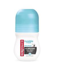 Deodorant roll-on Borotalco Invisible Fresh, 50ml, Borotalco