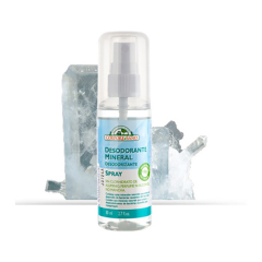 Deodorant mineral spray, 75 ml Corpore Sano