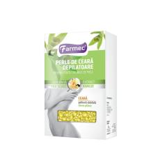 Perle ceara depilatoare vanilie,250g,FARMEC