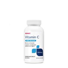 GNC Vitamina C 1000mg, 90 tablete, GNC