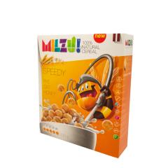 Cereale cu secara bilute cu miere Speedy, 200g, Milzu!