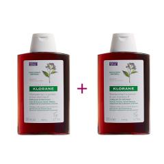 Duo pack chinina, 400ml, KLORANE