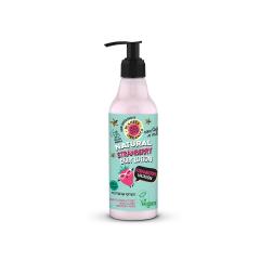 Lotiune de corp Skin Supergood cu capsuni Strawberry Vacation, 250ml, Planeta Organica