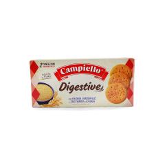 Biscuiti digestivi din faina integrala, 380g, Campiello