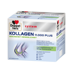 Doppelherz Aktiv System Kollagen 1100 Plus, 30 fiole promo, Doppelherz