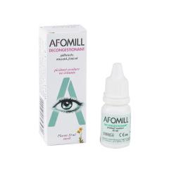 Picaturi oculare decongestionante, 10ml, AFOMILL