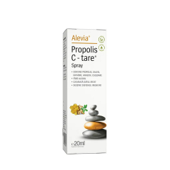 Spray propolis C-tare, 100% natural, 20ml, Alevia