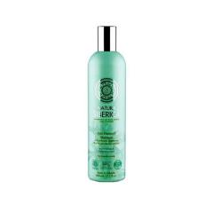 Sampon anti matreata pentru scalp sensibil, cu extract de pelin, 400ml, Natura Siberica
