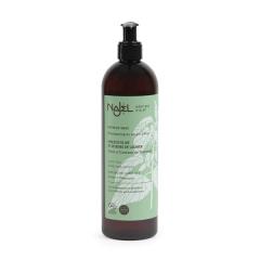Sampon si balsam 2 in1 cu sapun de Alep, pentru par gras, 500 ml, Najel