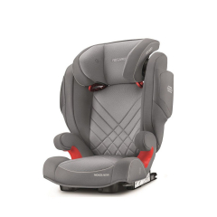 Scaun auto, Monza Nova 2 Seatfix, 15-36 kg, Aluminum Grey, Recaro