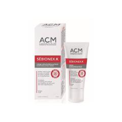 Crema antiacnee Sebionex Trio, 40ml, ACM