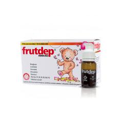 Solutie orala Frutdep Immuno, 10 flacoane, Dr. Phyto