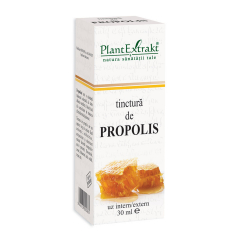Tinctura de propolis, 30ml, Plantextrakt