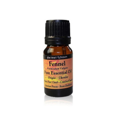 Ulei esential de Fenicul, Foeniculum Vulgare, 10 ml,  Ancient Wisdom