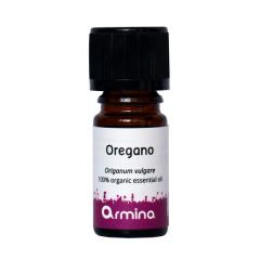 Ulei esential de oregano (Origanum Vulgare) BIO, 5ml, Armina
