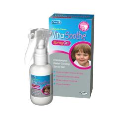 Virasoothe gel spray pentru ameliorarea varicelei 60 ml Thornton