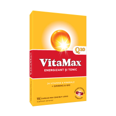 Vitamax Q10, 15 capsule, Perrigo