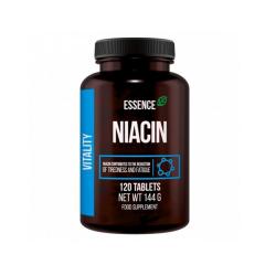 Vitamina B3 Niacina, 120 tablete, 144g - Essence