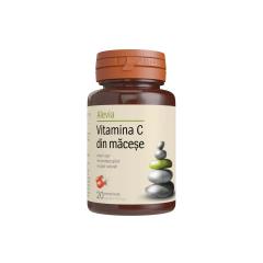 Vitamina C din macese, 20 capsule, Alevia