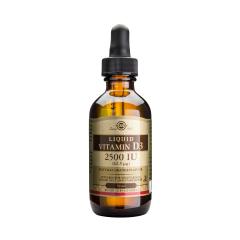 Vitamina D3, 2500ui Liquid, 59ml, pic , Solgar